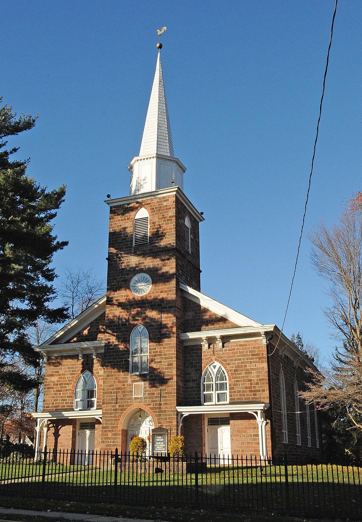 1 Hr Photo >> South Schraalenburgh Church - Wikipedia
