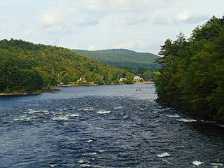 Sacandaga River river in the United States of America