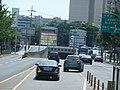 Sacheon BR Tway Intersection, Moraenae Underpass.jpg