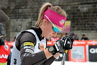 Sadie Bjornsen FIS Cross-Country World Cup 2012-2012 Quebec.jpg