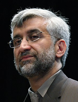 Supreme National Security Council - Image: Saeed Jalili 2013b