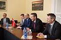 Saeimas deputāti tiekas ar Dānijas Karalistes ārlietu ministru (26492867401).jpg