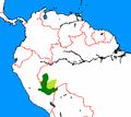 Saguinus imperator range map2.png