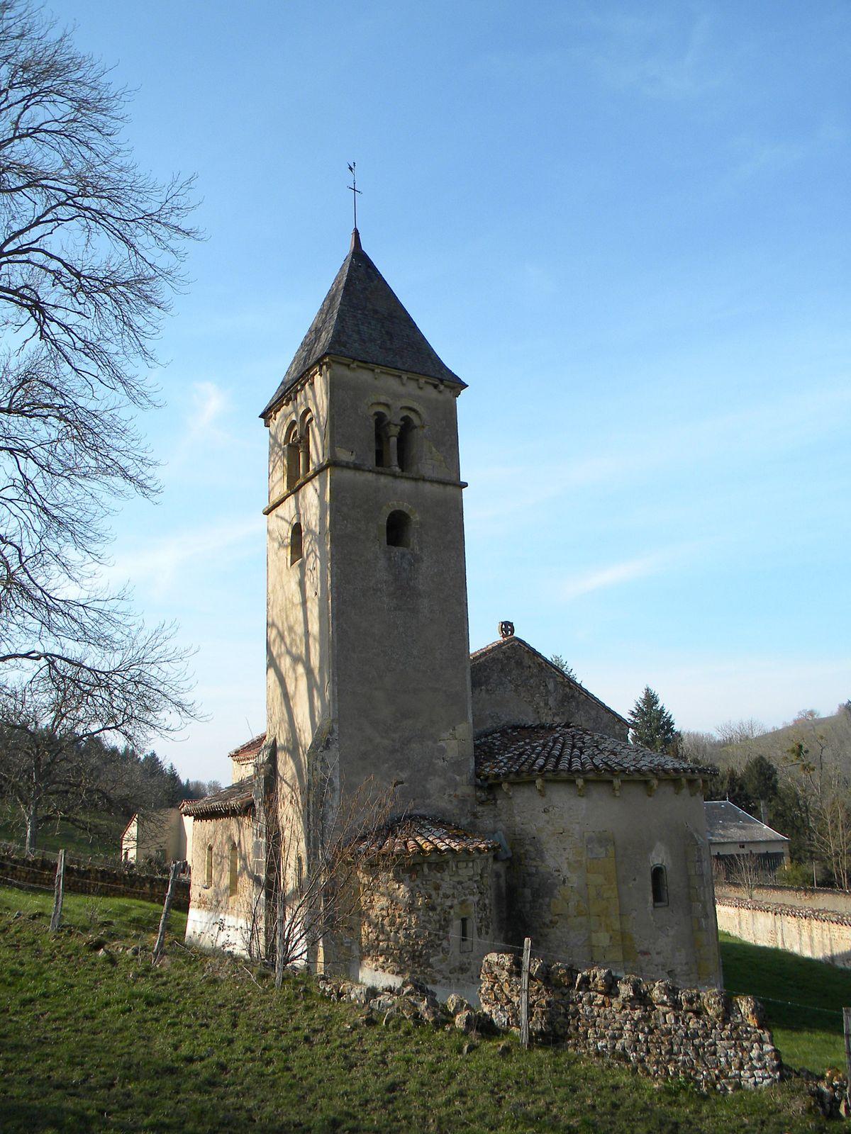 chapelle de saint
