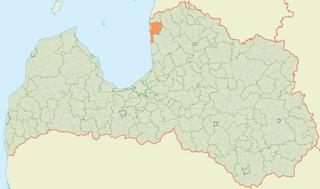 Salacgrīva Parish parish of Latvia in Salacgrīva Municipality