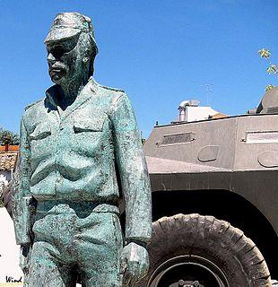 Salgueiro Maia Portuguese soldier