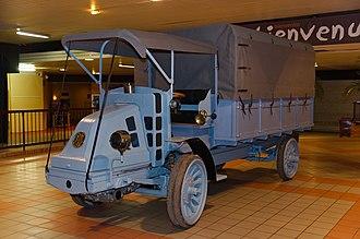 Latil - Pre-WWI Latil truck