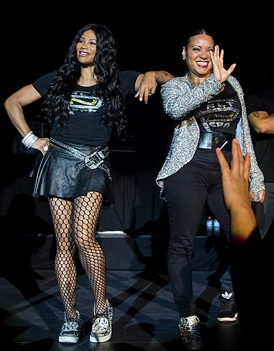 Picture of a band or musician: Salt-N-Pepa