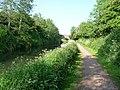Sampford Peverell , Grand Western Canal and Buckland Bridge - geograph.org.uk - 1330753.jpg