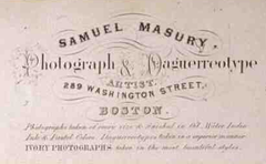 Samuel Masury advert ca1858 Boston.png