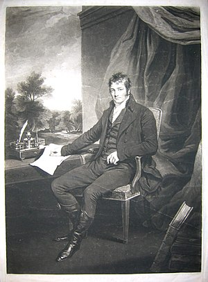 Samuel Whitbread (1764–1815) - Image: Samuel whitbread II by john opie