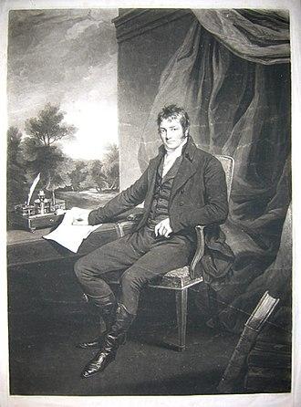 Samuel Whitbread (1764–1815) - Samuel Whitbread II by John Opie