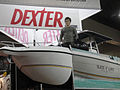 San Diego Comic-Con 2011 - Dexter on his boat display (Entertainment Earth booth) (5976788917).jpg