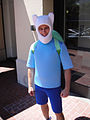 San Diego Comic-Con 2011 - Finn from Adventure Time (5976447705).jpg