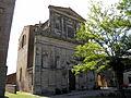 San Martino Vescovo, facciata (Ruina, Ro, Italy) 03.JPG
