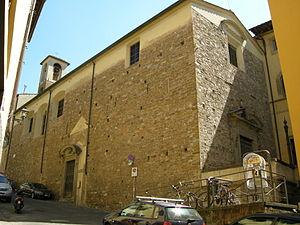 San Giorgio alla Costa - Church of San Giorgio alla Costa
