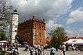 Sandomierz. Rynek z renesansowym ratuszem. - panoramio.jpg