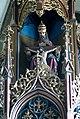 Sankt Oswald bei Freistadt Pfarrkirche - Hochaltar 5 Gnadenstuhl.jpg