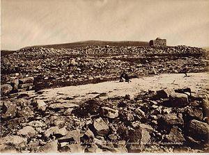 Samaritan sanctuary, Mount Gerizim