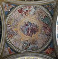 Santa Maria in Trastevere - Chapel ceiling.jpg