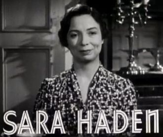 Sara Haden - In A Family Affair