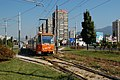 Sarajevo Tram-300 Line-5 2011-10-04.jpg