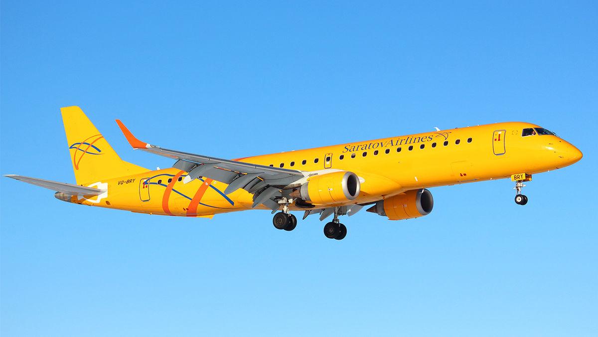 Embraer E-Jet — Википедия