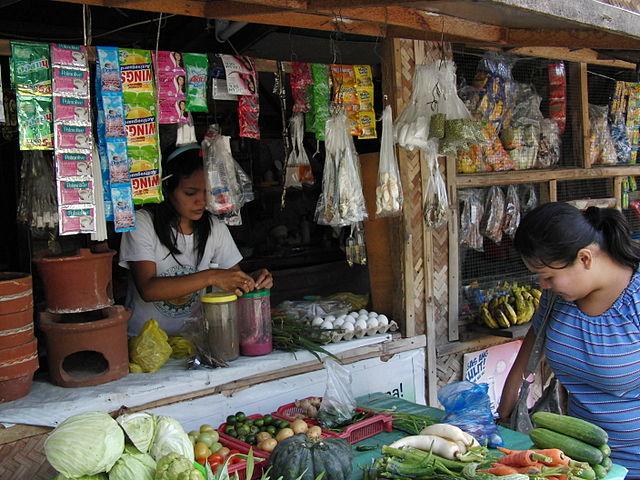 Food Cart Area Near Spoken Moto