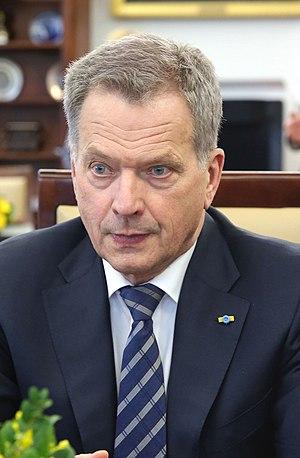 Sauli Niinistö Senate of Poland 2015 (cropped).JPG