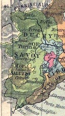 Cartina Militare Piemonte.Ducato Di Savoia Wikipedia