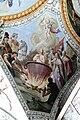 Scheffau Pfarrkirche - Deckenfresko Johannes Evangelista 2.jpg