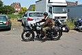 Schleswig-Holstein, Wilster, Zehnte Internationale VFV ADAC Zwei-Tage-Motorrad-Veteranen-Fahrt-Norddeutschland und 33te Int-Windmill-Rally NIK 3827.jpg