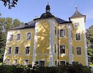 Count Manfred von Clary-Aldringen - Herrnau castle, Salzburg