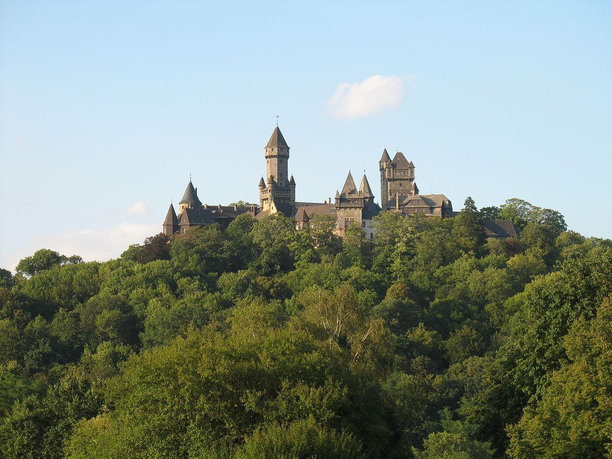 List of castles in Hesse - Wikipedia