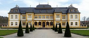 Veitshöchheim - Schloss Veitshöchheim