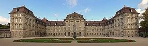 Schloss Weißenstein - Main wing