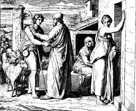 Schnorr von Carolsfeld Bibel in Bildern 1860 034