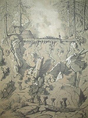 Théophile Schuler - Image: Schuler Souvenir de la Foret Noire