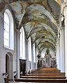 Schussenried Klosterkirche Seitenschiff Nord.jpg