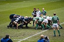 Rugby Schottland