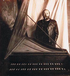 Scott Ross (harpsichordist) American-born harpsichordist
