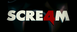Logo Scream 4