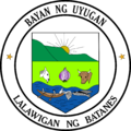 Seal of Uyugan, Batanes.png