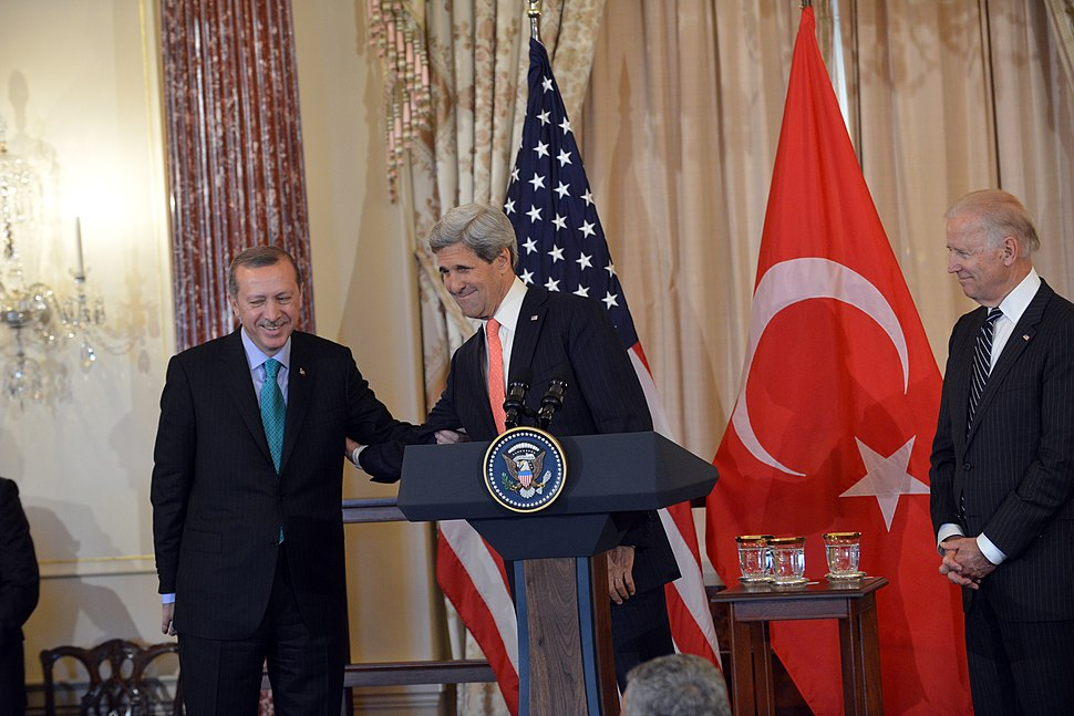 Secretary Kerry Delivers Remarks in Honor of Turkish Prime Minister Erdogan (2)