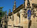 Segovia - Monasterio de Santa Cruz la Real-Universidad SEK 01.jpg