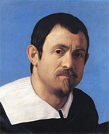 Self-portrait from Uffizi (Source: Wikimedia)
