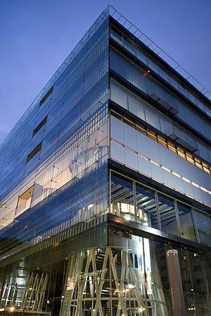 Toyo Ito - Sendai Mediatheque, (2001)
