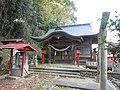 Sendaiinari shrine tsuyama city.jpg