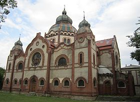 Image illustrative de l'article Synagogue de Subotica