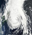 Severe Tropical Storm Krovanh at peak intensity on southern Japan 31 - 08 - 09.jpg